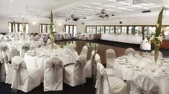 Wedding reception and Function Venues